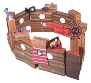Learning Resources Educational Insights Playbrix Pirate Adventure