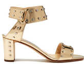 Jimmy Choo Veto 65mm studded leather sandals