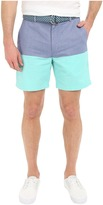 Vineyard Vines Oxford Color Block Breaker Shorts