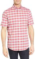 Nordstrom Regular Fit Plaid Sport Shirt