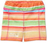 Ralph Lauren Slim-Fit Shorts, Toddler & Little Girls (2T-6X)