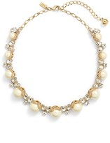 Kate Spade Women's 'Bouquet' Faux Pearl Collar Necklace
