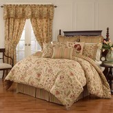 Waverly Imperial Dress 4-pc. Reversible Comforter Set - King
