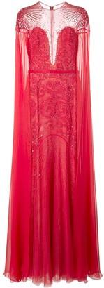 ZUHAIR MURAD Samba gown