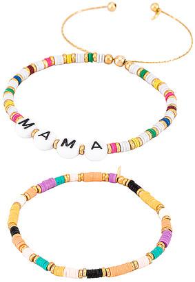 Shashi Mama Bracelet Set of 2