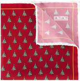 fe-fe polka dots pocket square