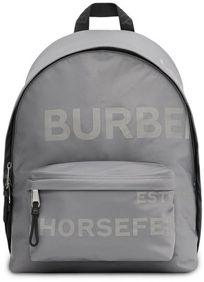 Burberry Horseferry print backpack