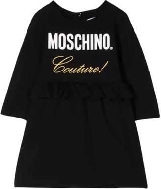 Moschino Logo Dress