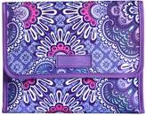 Vera Bradley Stow and Go Travel Jewelry Folio