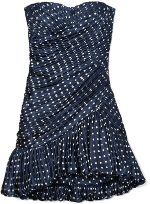 Tory Burch Silk Mini Party Dress