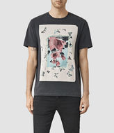 AllSaints Taped Crew T-Shirt