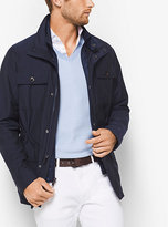 Michael Kors Wool And Nylon Field Jacket