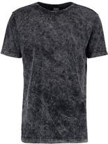 Urban Classics Random Print Tshirt Black