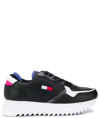 Tommy Jeans High Cleated Logo Sneakers