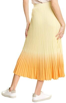 Lucy Paris Ilona Midi Skirt