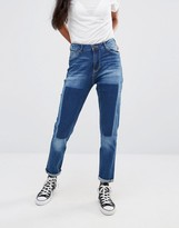 Pepe Jeans Momsy Thigh Panel Jeans
