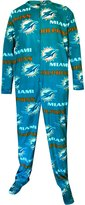 "Concept Sports NFL ""Facade"" Men's Micro Fleece Union Suit"