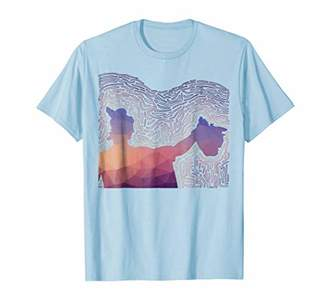 MeDusa Greek Mythology Shirt Perseus and Geometric Art Gift