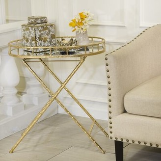 Sagebrook Home Tray Table