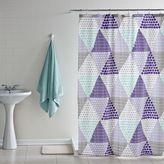Dormify Patchwork Prism Shower Curtain