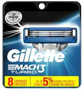 Gillette Turbo Shaving Cartridges