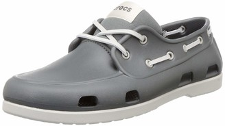 Crocs mens Classic | Casual Slip on Men Boat Shoe