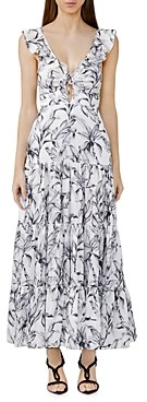 Significant Other Soller Printed Maxi Dress