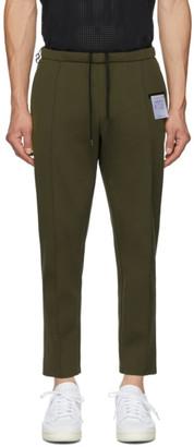 Satisfy Green Spacer Post-Run Lounge Pants