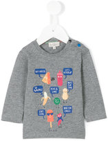 Paul Smith printed T-shirt - kids - Cotton - 12 mth