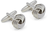 Oxford Cufflinks Silver Knot