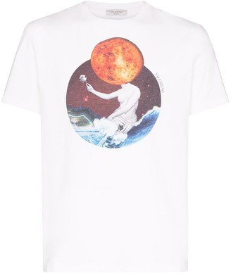 Valentino Venus print T-shirt