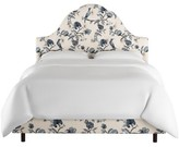Wayfair Custom Upholstery Wayfair Custom UpholsteryTM Ainsley Upholstered Standard Bed Size: Twin, Body Fabric: Duck Grey
