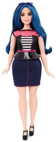 Mattel Barbie® FashionistasTM Sweetheart Stripes Doll - Ages 3+