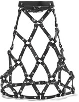 Zana Bayne - Pamela Leather Harness - Black