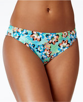 Bikini Nation Sonic Bloom Cheeky Hipster Bikini Bottoms