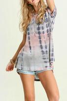 Umgee USA Tie Dye For Top