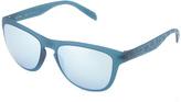 Calvin Klein Petrol Blue Square Sunglasses - Women