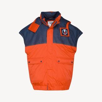 Tommy Hilfiger Oversized Hooded Vest