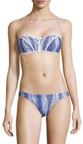 Melissa Odabash Hamptons Printed Bikini Set