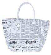John Galliano BEACHWEAR Large fabric bags