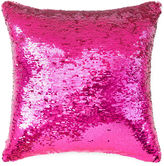 JCP HOME JCPenney HomeTM Mermaid Square Sequins Decorative Pillow