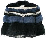 Andrea Bogosian - fur cropped jacket - women - Fox Fur/Rabbit Fur - P