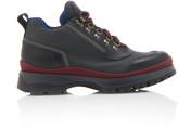 Prada Leather-Trimmed Neoprene Sneakers