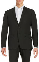 William Rast Two Button Blazer