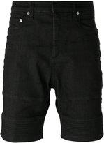 Neil Barrett denim shorts - men - Cotton/Elastodiene/Polyamide - 31