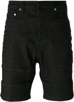 Neil Barrett denim shorts