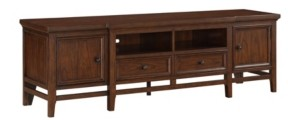 "Homelegance Caruth 81"" Tv Stand"