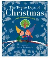 Penguin Random House The Twelve Days of Christmas: A Peek-Through Picture Book