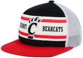Zephyr Cincinnati Bearcats Superstripe Snapback Cap