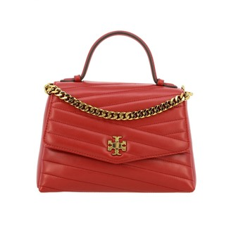 Tory Burch Handbag In Quilted Leather